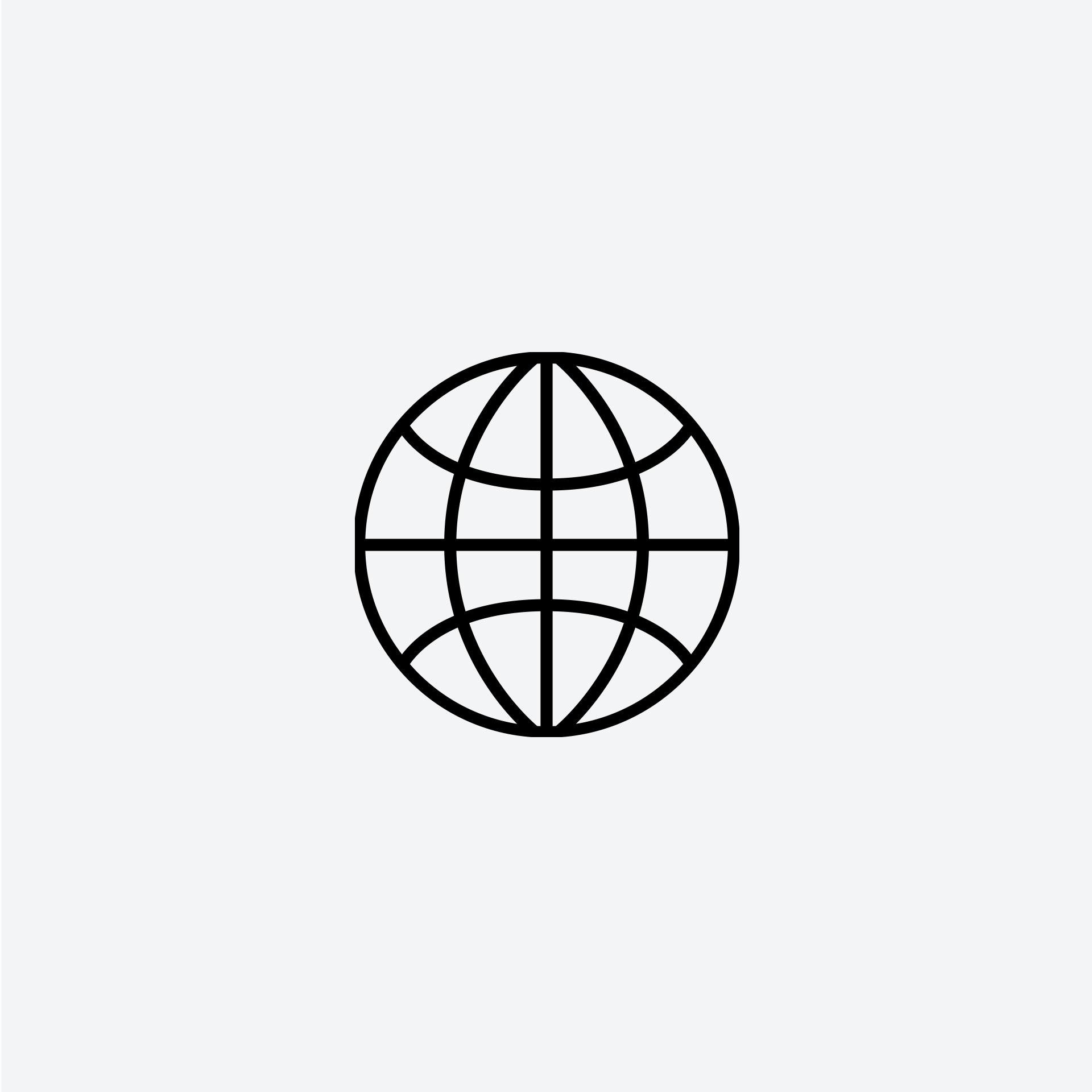 Webdesign Icon Welt www